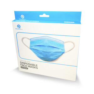 Wholesale 3-ply surgical face mask - pack of 10