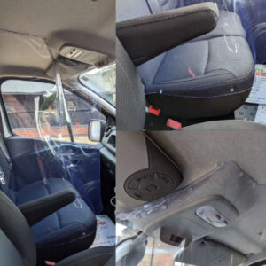 Wholesale in-car covid protection screen