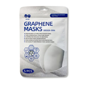 Wholesale Graphene Face Mask Pack of 5