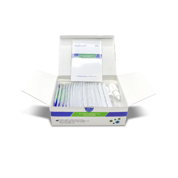 Wholesale UK Government approved covid-19 test kits from Healgen